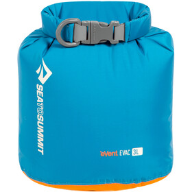 Sea to Summit eVac Dry Sack M, blauw